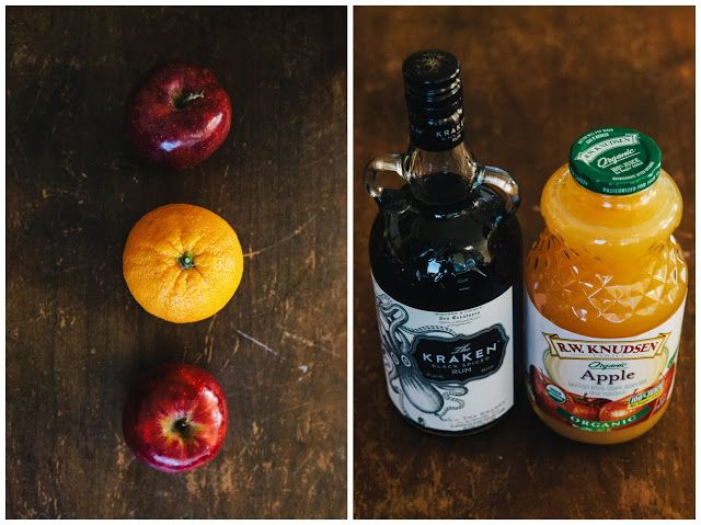 dark rum apple cider | Favorite Recipes | Pinterest