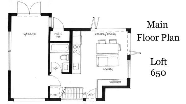 650 sq ft loft house minimize it pinterest for 650 sq ft house