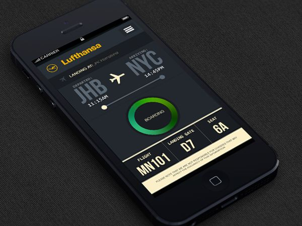 flight tracker app for ios