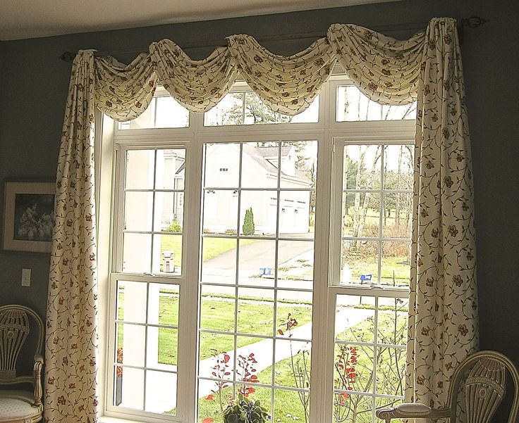 Custom window treatment client designs pinterest Custom design windows