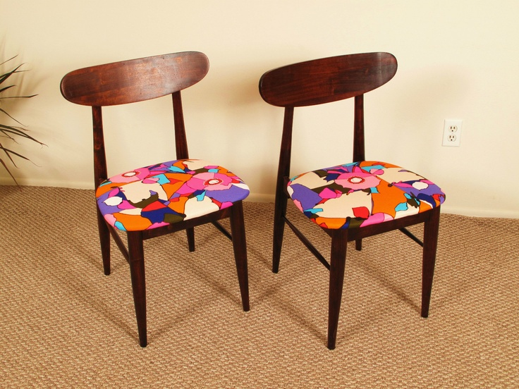 Mid Century Eames DCW Dining Chairs
