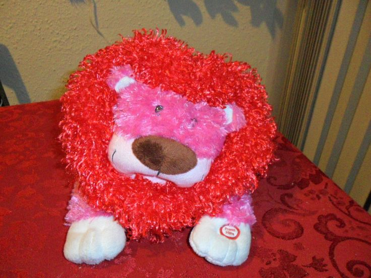 hallmark valentines day teddy bear