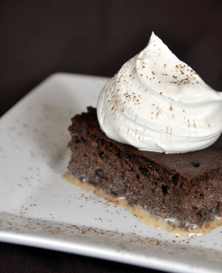 Chocolate tres leches cake | Desserts | Pinterest