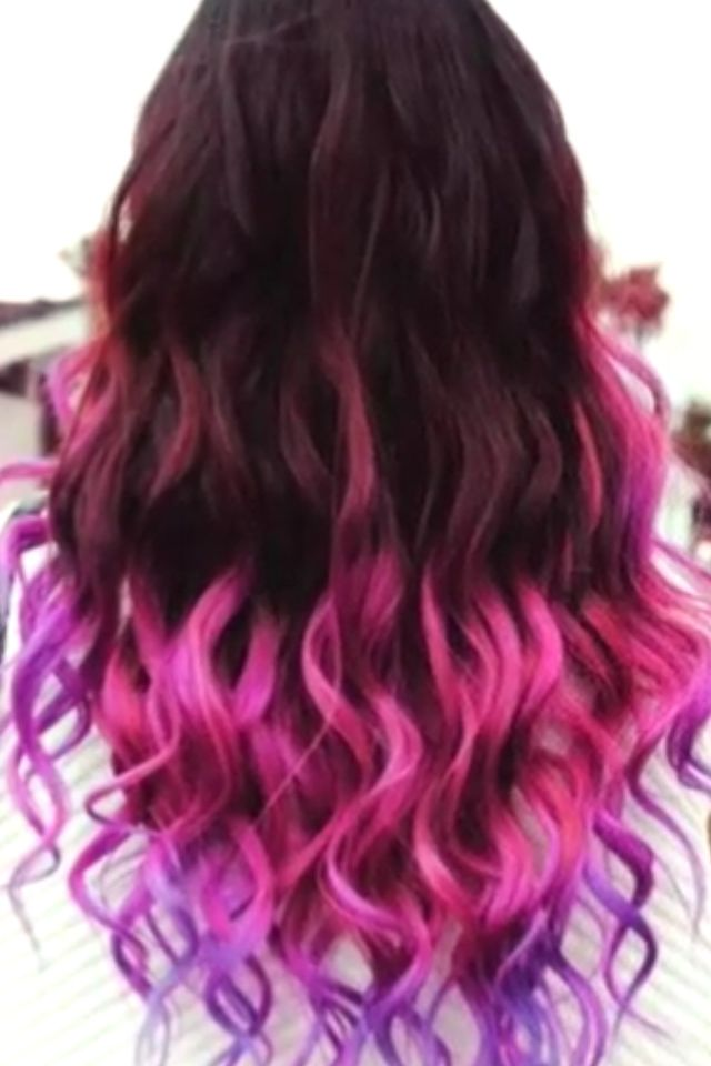 Image Result For Blonde Hair With Purple Ideas