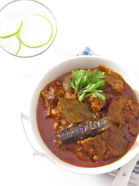 Kashmiri Vindaloo Lamb Curry | Meat Eaters | Pinterest