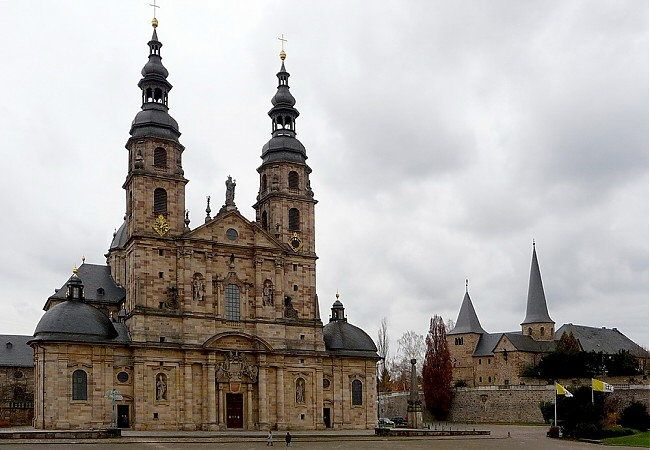 Fulda Germany  city photos gallery : Fulda, Germany | Places I have been to | Pinterest