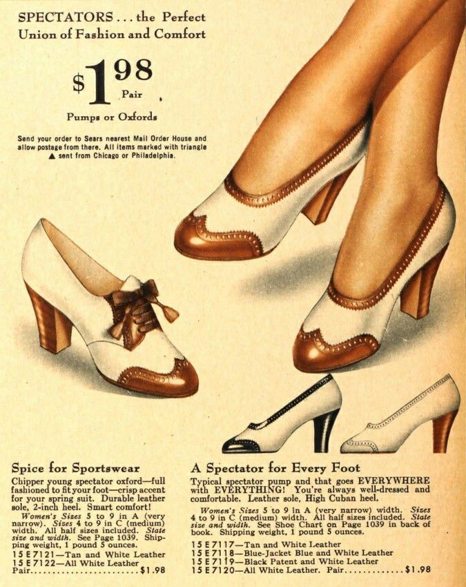 Excellent 1940s Fashion Women Shoes 194039s Fashion In The Usa
