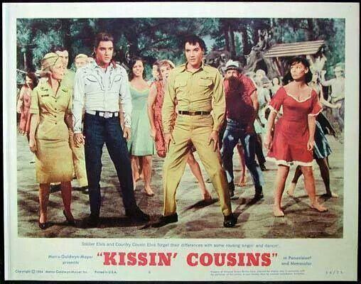 Elvis Kissin Cousins It Hurts Me