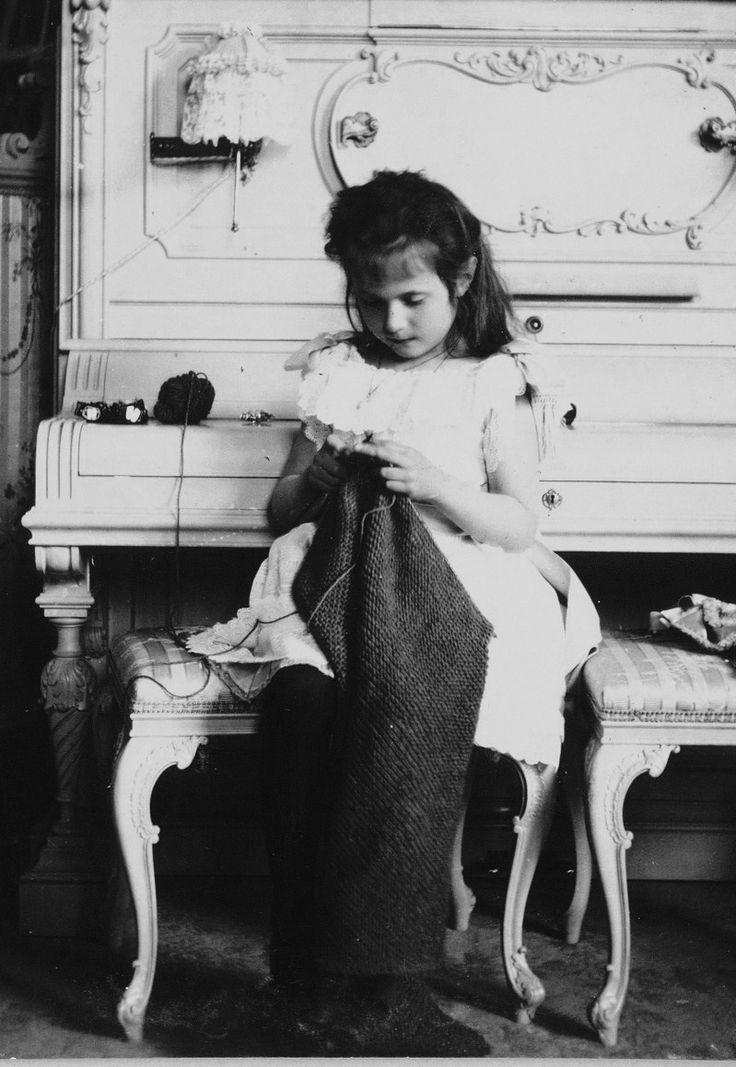 Anastasia tricot