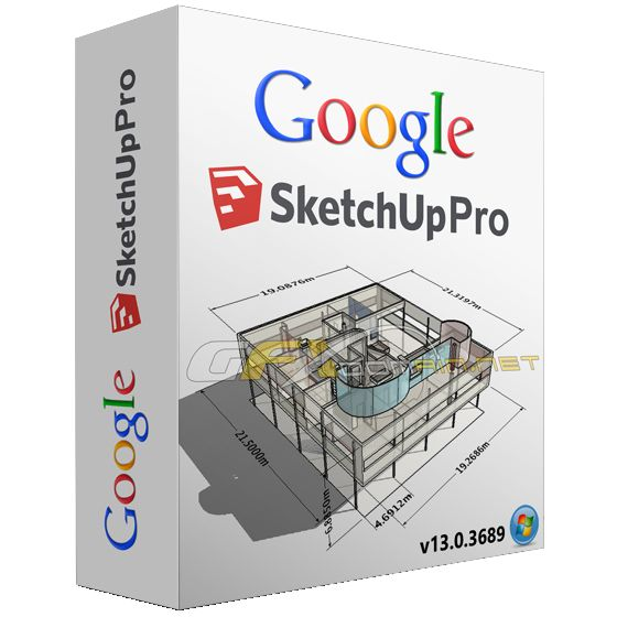Google SketchUp Pro 2016 Crack Patch For Windows
