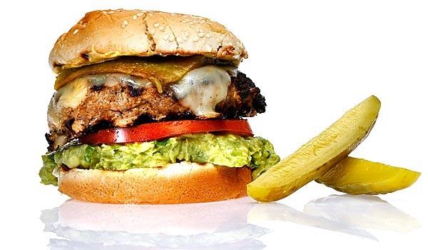 Southwest turkey burger. | Delicious Foodie ! | Pinterest