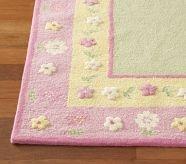 flower rug girls bedroom pink all things girlie pinterest