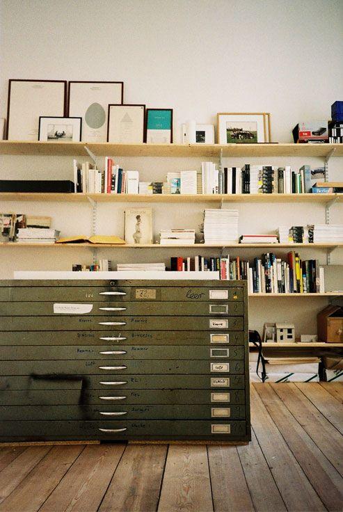flat file drawers