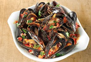 Provencal Mussels Recipe - Oprah.com