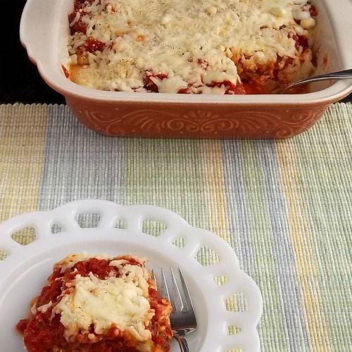 Gluten Free Eggplant Parmesan | Recipe