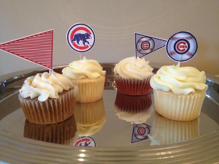 memorial day cupcakes ideas