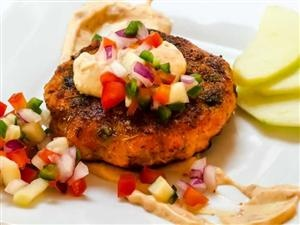 Smoked Salmon And Cod Cakes Recipes — Dishmaps