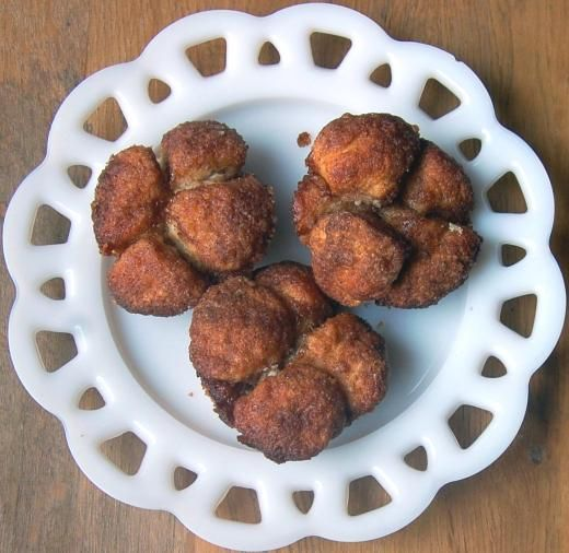 Monkey Bread Muffins | French Toast | Pinterest
