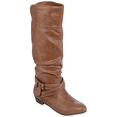 olsenboye 174 cale slouch boots jcpenney clothes