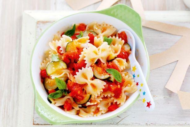 Pasta with fresh tomato sauce | Low G.I. | Pinterest