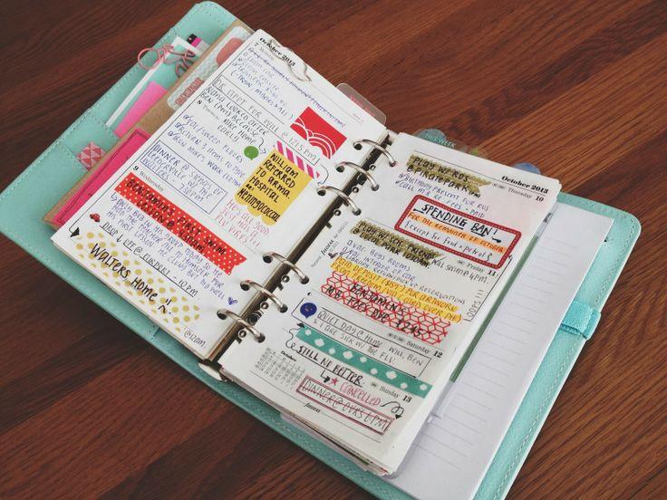 daily life // week 41 instagrammed // week 41 www.littleredmoost.blogspot.com #filofax #kikkik