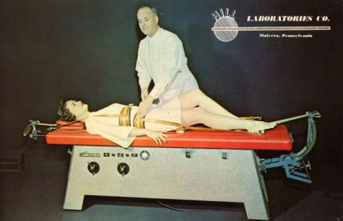 physical therapy traction machine