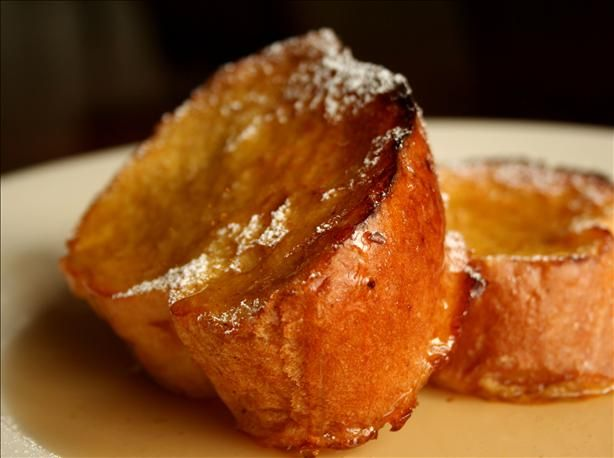Overnight Eggnog Baked French Toast I made this last Christmas eve for ...