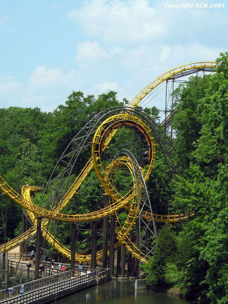 Loch Ness Monster Busch Gardens Europe Thrills And