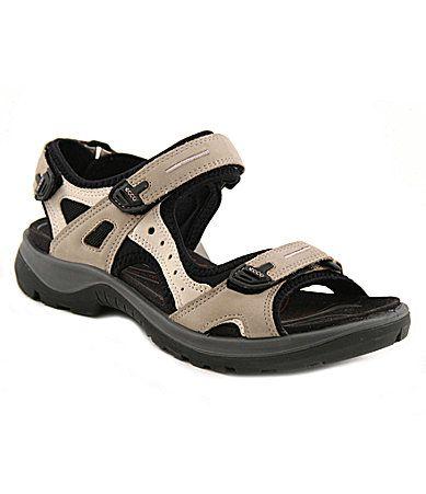 Ecco Yucatan Sandals #Dillards