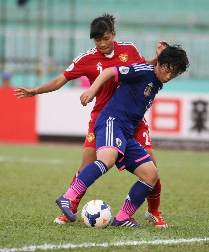 AFC女子アジアカップ - AFC Women's Asian Cup