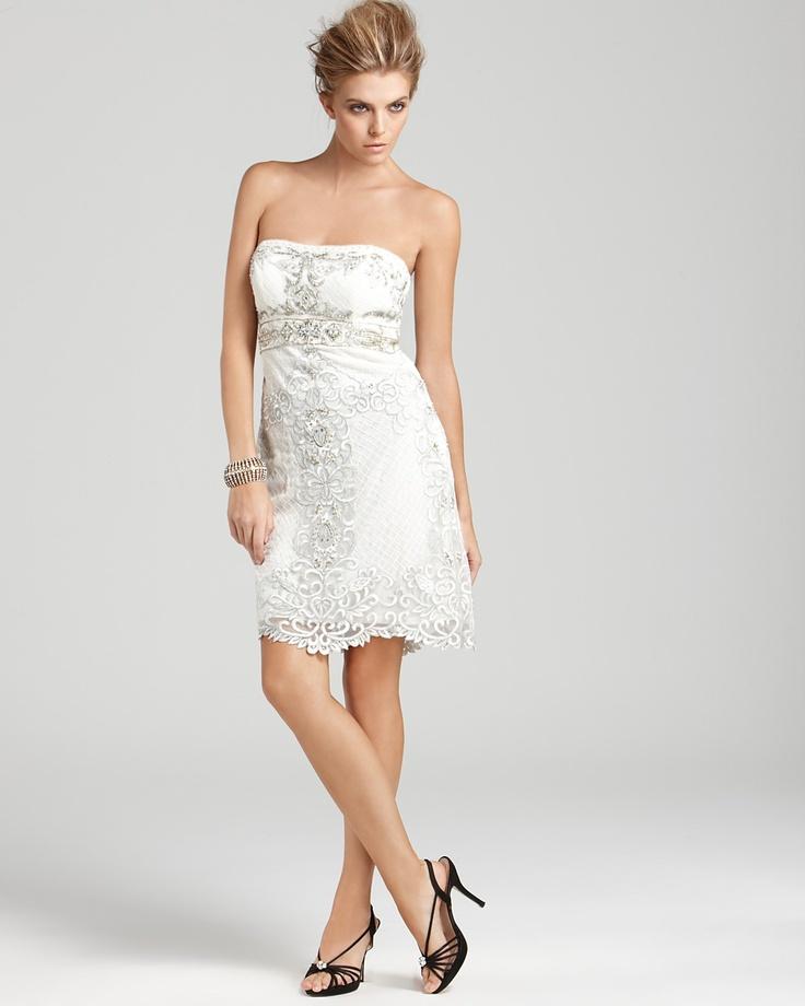 Wedding Night Dinner Dress 488 Dream Wedding Pinterest