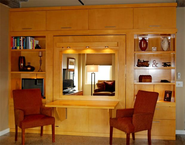 Custom wall beds quality wallbeds murphy beds design your for Design your own bed