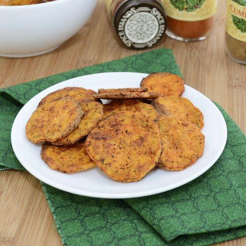 baked sweet potato chips #Chips #Dips #Salsa #Potato #Kettle #Corn # ...