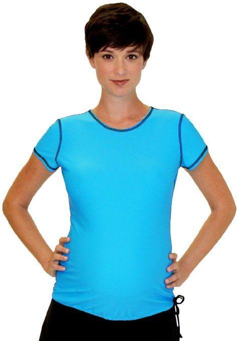 mermaid maternity women s maternity rash guard swim shirt clothing
