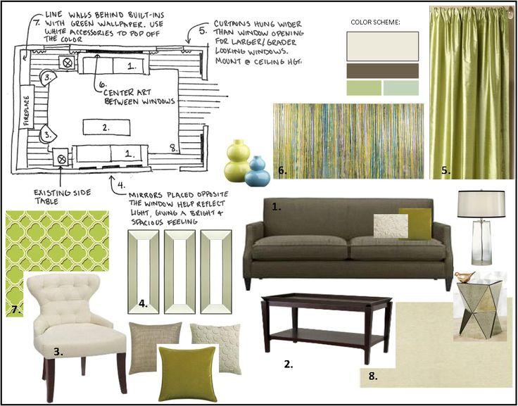 Color Schemes Design Consultations Living Room Ideas Pinter