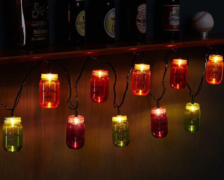Outdoor String Lights Pinterest : Pinterest