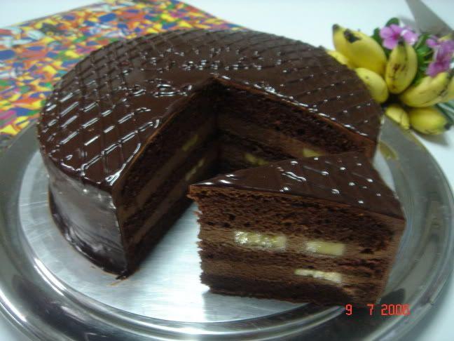 Yochana's Cake ...