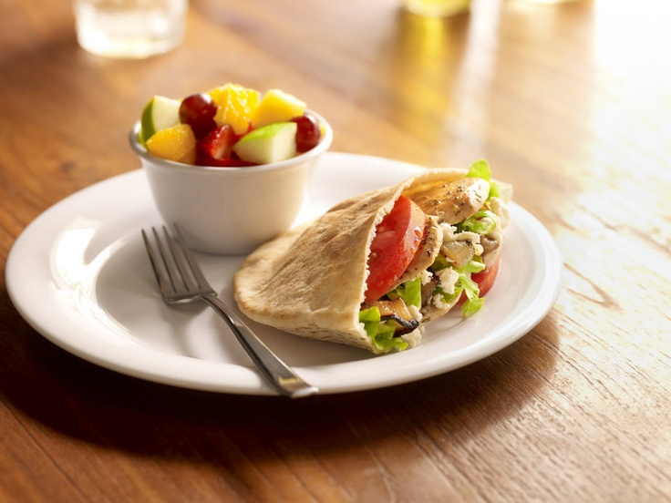 Greek Chicken Pita from Zoes Kitchen | Products I Love ...