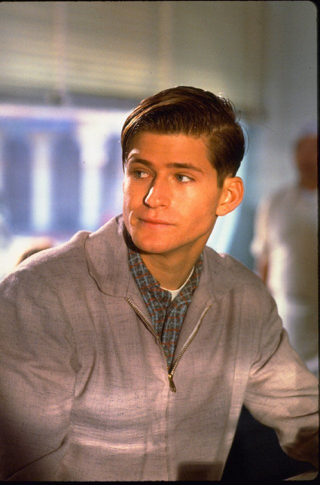 Hairstyle Or Haircut Of George Mcfly Of Back To The Future