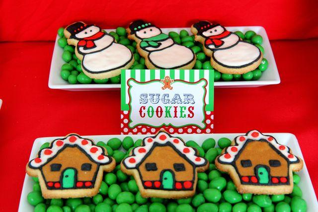 Cute way to display cookies