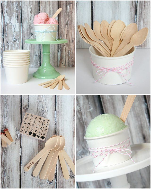 {SALE} ice cream party supplies! shoptomkat.com