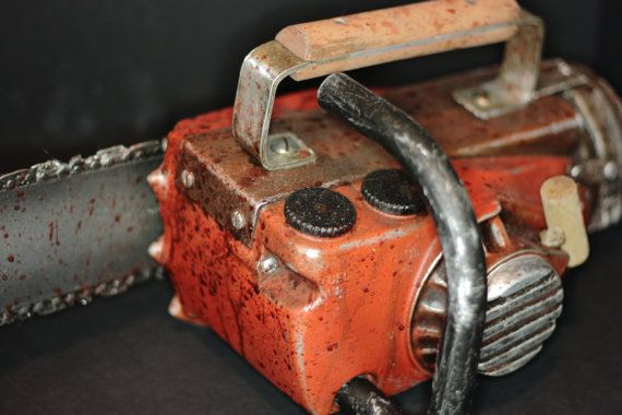 Evil Dead Chainsaw Replica by NicksSawMart on Etsy.com https://www ...