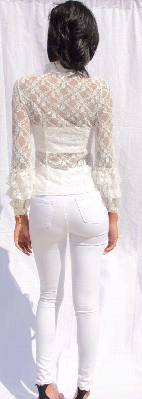 Pinterest Lace Blouse 30