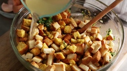 bacon cornbread stuffing | Soups, Salads, Sandwiches and Side Item Re ...