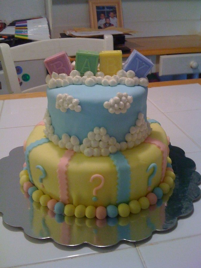 gender reveal cakes gender reveal cake this cake was made for a