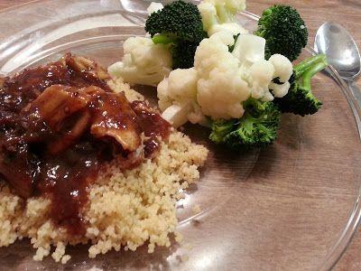 Carrie's Creative Kitchen: Crockpot Cranberry Pork Roast
