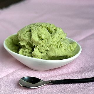 Coconut lime avocado ice cream | Frozen Treats | Pinterest