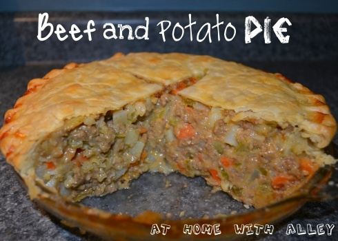 Beef and Potato Pie | Foodie Love | Pinterest