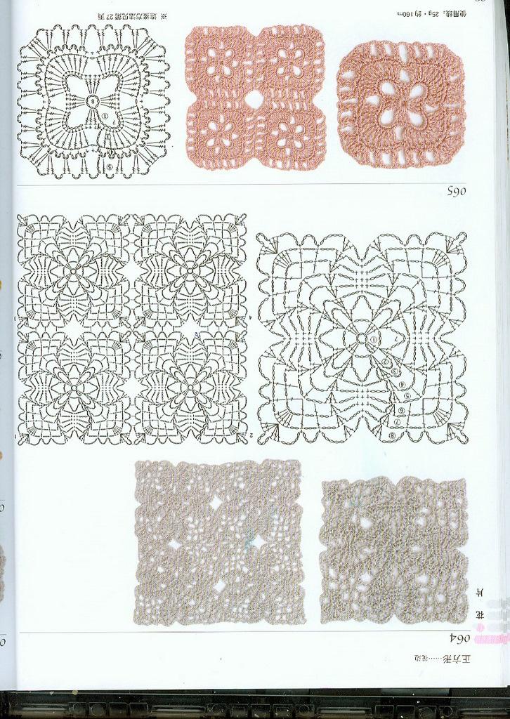 Crochet Patterns Diagrams : crochet pattern Crochet diagram Pinterest