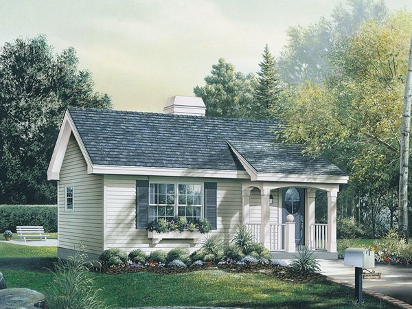 Spelbrink Cottage Home Plan 009D 7501 House Plans And More Mother In